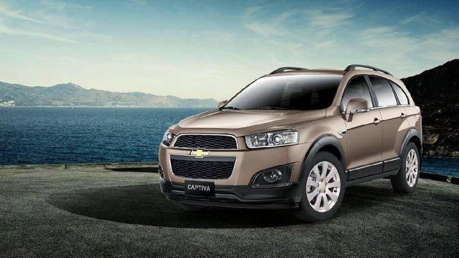 Tahun ini GM Indonesia cuma menghabiskan stok unit tersisa di dealer untuk diserap konsumen.