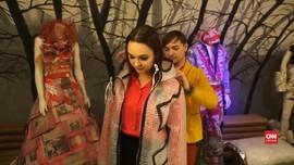 VIDEO: Reinkarnasi Sampah Jadi Fesyen di Rusia