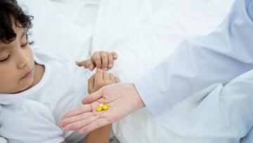 Ingat, Bun, Tak Semua Penyakit Perlu Diobati dengan Antibiotik
