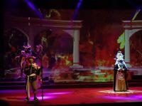 100 Persen Multimedia, Budget 'mahabarata' Teater Koma Lebih Tinggi