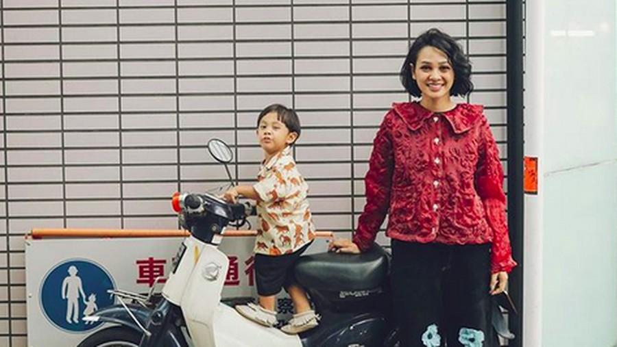 Demi Rayakan Ultah Kawa, Andien dan Suami Rancang Keseruan di Sumba