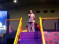 Menanti Charlie Puth, Suara Merdu Citra Scholastika Ramaikan Venue