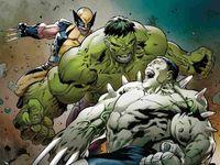 Marvel Comics Umumkan Wolverine Dan Hulk Bersatu Dalam 'hulkverines'