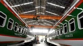 Pemerintah Subsidi Tarif Kereta Ekonomi Rp3,4 T di 2021
