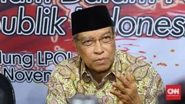 Said Aqil Siradj, Ketua PBNU Yang Kini Jadi Komut KAI