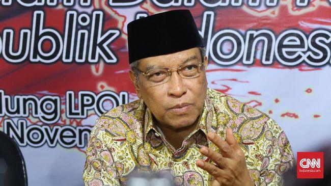 Menteri BUMN Erick Thohir menunjuk Ketua PBNU Said Aqil Siradj menjadi komisaris utama merangkap komisaris independen KAI. Berikut profilnya.