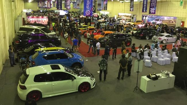 Indonesia Modification Expo (Imx) 2018.