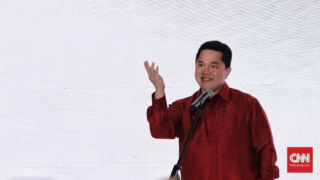Menteri BUMN mengatakan Jokowi sudah menantongi nama dirut baru Inalum, Bank Mandiri dan BTN. Dalam waktu dekat nama dirut baru akan diumumkan ke masyarakat.