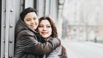 6 Momen Manis Cut Keke dan Anaknya yang Jarang Terekespos