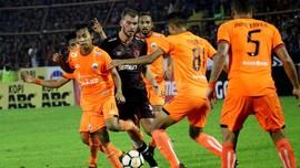 Hasil Liga 1: Gol Simic Bantu Persija Kalahkan PSM