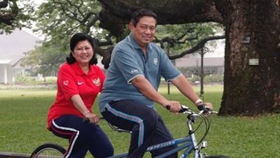 Kilas Balik Perjalanan Cinta SBY dan Ani Yudhoyono