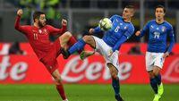 Hasil UEFA Nations League: Imbang dengan Italia, Portugal ke Semifinal