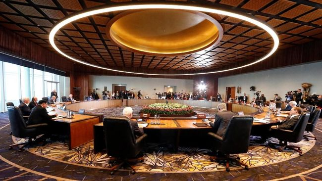 KTT APEC 2018 di Papua Nugini disebut hanya menjadi ajang perebutan pengaruh antara China dan Amerika Serikat di kawasan Asia Pasifik.