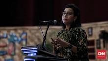Sri Mulyani Sebut Dunia Kehilangan US$8,8 T Akibat Corona