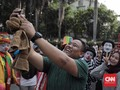 CFD Jakarta Dizinkan Lagi, Trek Pejalan dan Pelari Dipisah