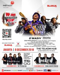 Mltr Dan Musisi Lintas Generasi Jadi Andalan Di World Music Festival