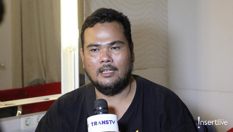 Fahmi juga berharap, jika tak ada lagi artis-artis yang mengalami stroke seperti dirinya dan Mat Solar.