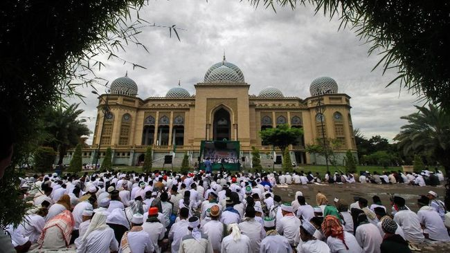 Maulid Nabi menjadi momentum bagi umat Islam untuk memaknai hari kelahiran Nabi Muhammad SAW.