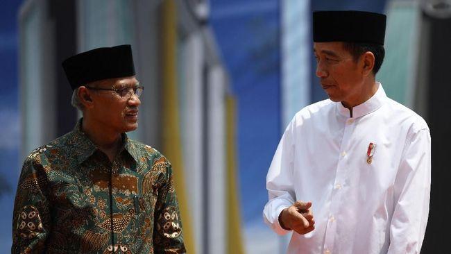 Muhammadiyah meminta pemerintah Indonesia bisa mendorong PBB agar bertindak tegas lewat sanksi bagi Israel atas agresinya terhadap Palestina.