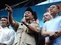 Prabowo Janjikan Perjuangkan Semua Kelompok dan Golongan