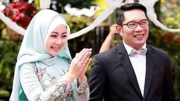 Cerita Ridwan Kamil Kenang Masa Kecil, Suka Berebut Telur Dadar
