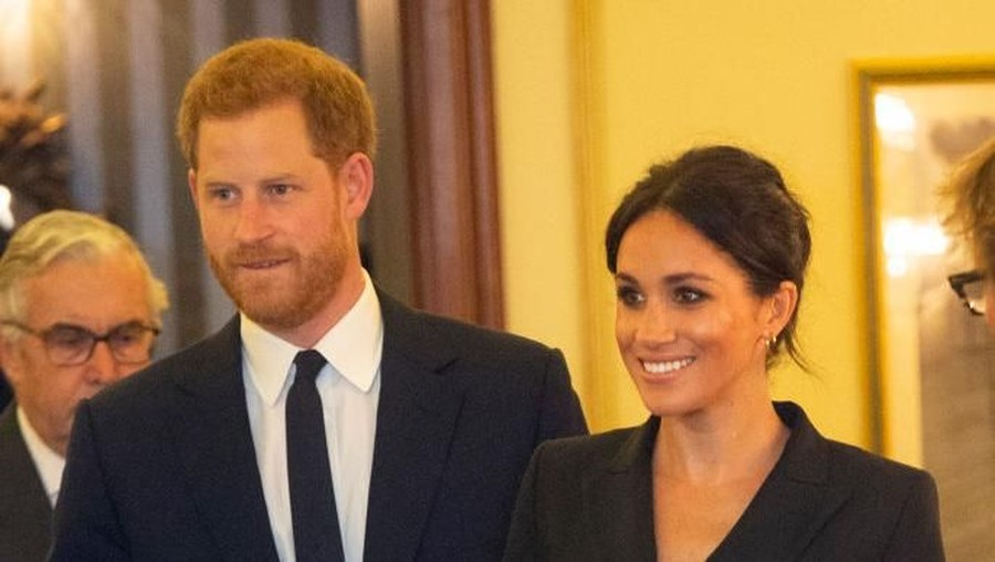 Intip Persiapan Desain Rumah Baru Pangeran Harry dan Meghan Markle