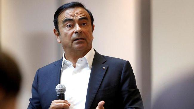 Carlos Ghosn Akan Ungkap Kebenaran Penangkapan Dirinya