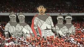 Bobotoh dan The Jakmania Dukung Liga 1 Tanpa Penonton