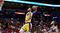 Permalink to LeBron James dan Lakers Sama-Sama Lagi Panas