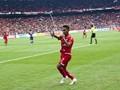 Persija Jakarta Unggul 2-1 atas Sriwijaya FC di Babak I