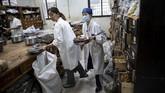 Penggunaan obat tradisional yang mengakar membuat China berharap bisa memperluas pasar pengobatan herbalnya ke skala global.
