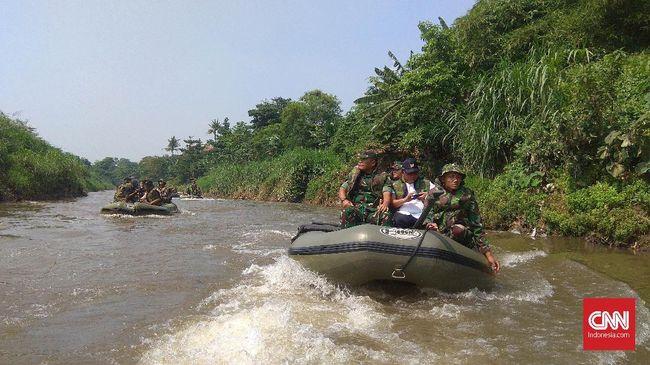 Pangdam Jaya menyatakan selain 2.500 personel pihaknya pun membantu dengan penempatan perlengkapan untuk cegah, tanggap, dan tanggulangi bencana banjir.