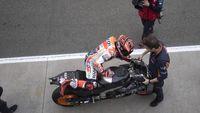 Permalink to Cedera Bahu Menghambat Marquez di Tes MotoGP Valencia