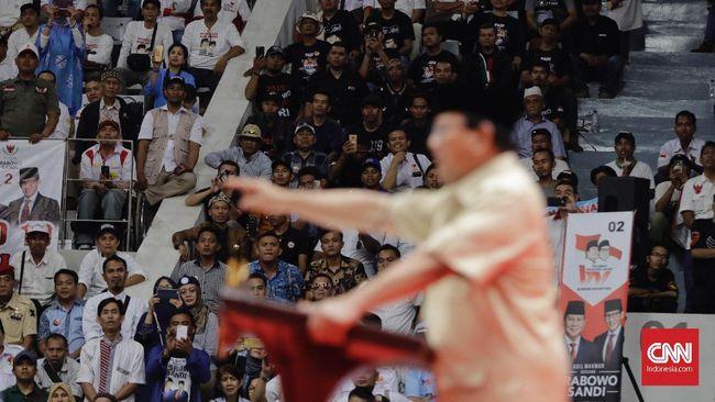 Bagus Bawana Putra, Ketua Umum Dewan Koalisi Relawan Nasional Prabowo Presiden diduga sebagai pembuat hoaks yang ditangkap polisi.