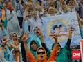 Ketum PEPES Bantah Emak-emak Ditangkap di Karawang Anggotanya
