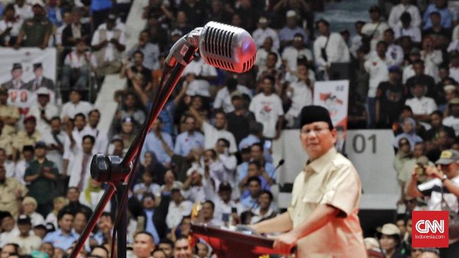Badan pemenangan Prabowo menyatakan Bagus Bawana Putra yang ditangkap polisi atas kasus hoaks suara bukan bagian dari relawan Prabowo.