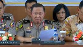 VIDEO: DVI Polri Setop Identifikasi Korban Lion Air PK-LQP