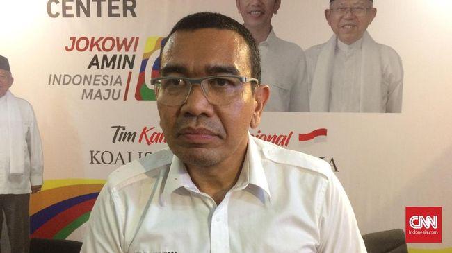 Tim Kampanye Nasional Jokowi-Ma'ruf mempersilakan Komnas HAM melakukan investigasi untuk mencari fakta penyebab kematian anggota KPPS di Pemilu 2019.