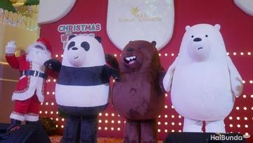 Tanamkan Arti Kebersamaan pada Anak Lewat Kartun We Bare Bears