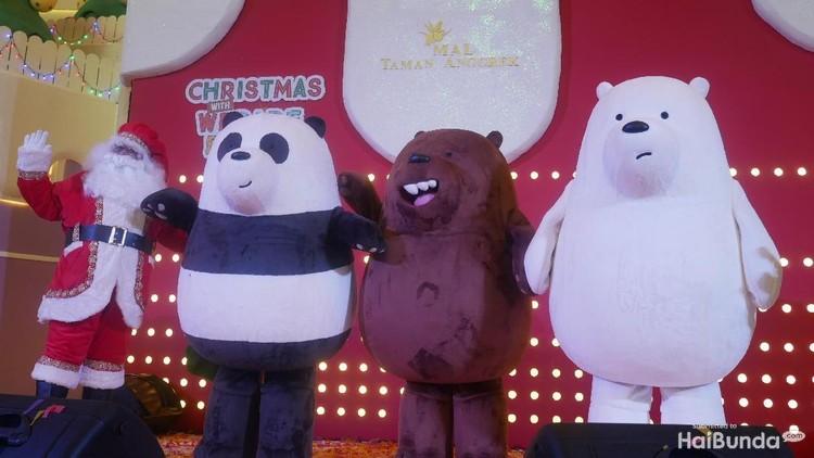 Ajarkan nilai kebersamaan ke anak bisa dari mana aja lho, termasuk kartun We Bare Bears. Yuk, simak nilai lain yang terdapat dalam kartun ini.