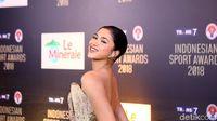 Aghniny Haque Dari Tatami Taekwondo Ke Gold Carpet Indonesian Sport Awards