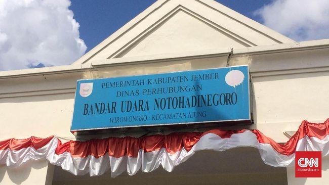 Pemerintah Kabupaten (pemkab) Jember menargetkan Bandara Notohadinegoro Jember, Jawa Timur, bisa menjadi sub-embarkasi haji paling lambat 2020.