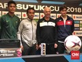Sven-Goran Eriksson Waspadai Empat Pemain Timnas Indonesia