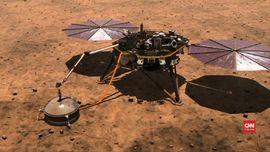 VIDEO: Misi Robot Milik NASA ke Mars