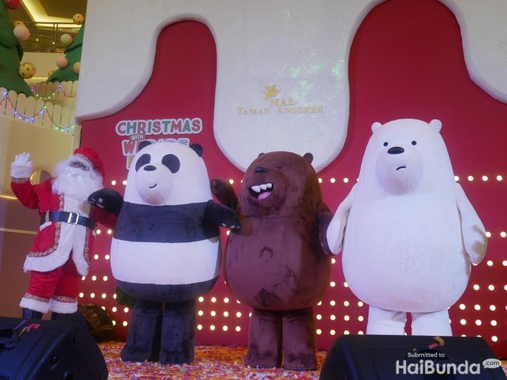 Yuk, kenalan dulu dengan tiga beruang menggemaskan, Grizzly, Panda dan Ice Bear dari We Bare Bears.
