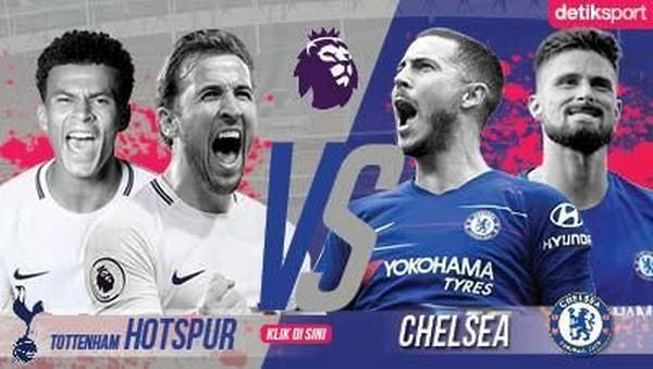 Tottenham Tumbangkan Chelsea