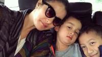 <p>Ibu dan anak sama-sama cute ya, Bun? (Foto: Instagram/ @marcella.zalianty)</p>