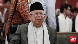 Kala Ma'ruf Amin Ingin Kembali Jadi Remaja