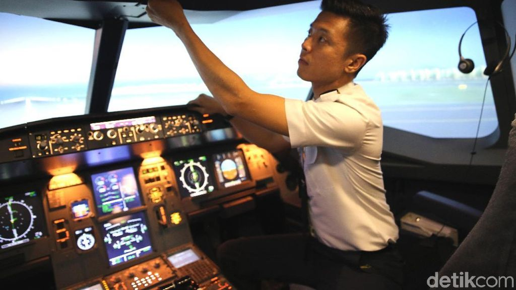 Izin Terbang Single Engine Dicabut, Captain Vincent Raditya Ikhlas