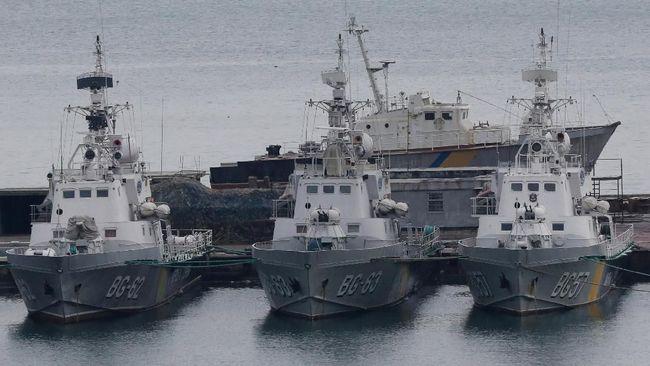 Ukraina Minta Bantuan NATO Hadapi Rusia